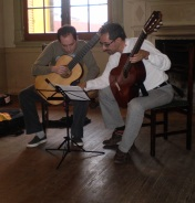 Curso con Pablo Marquez. Entre Rios 2009